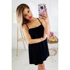 Γυναικείο φόρεμα 3593 μαύρο