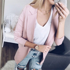 Γυναικείο σακάκι 2692 ροζ