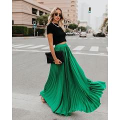 Γυναικεία φούστα 3611 πράσινη