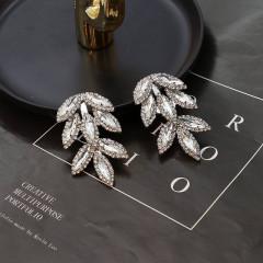 Γυναικεία εντυπωσιακά σκουλαρίκια SP224 ασημί