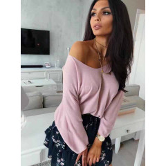 Γυναικεία μπλούζα 5198 ροζ