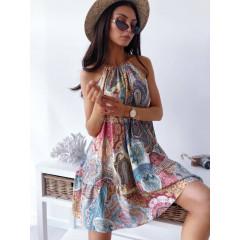 Γυναικείο κοντό φόρεμα 21158