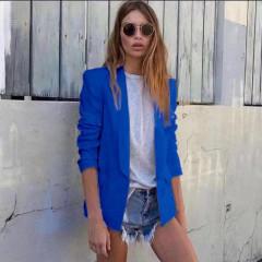 Γυναικείο σακάκι 1315 μπλε