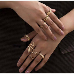 Σετ γυναικεία δαχτυλίδια SP34
