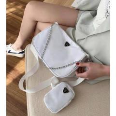 Γυναικεία τσάντα B342 άσπρη