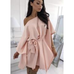 Γυναικείο φόρεμα 3419 ροζ