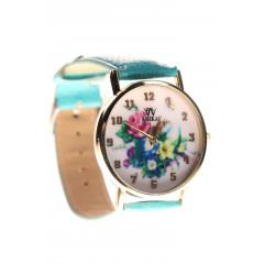 Γυναικείο ρολόι NS0020 μέντα