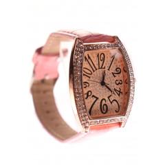 Γυναικείο ρολόι SS00106 ροζ