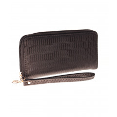Γυναικείο πορτοφόλι B2012 μαύρο