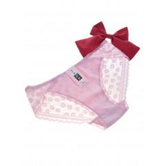 Γυναικείο σλιπάκι 7876  ροζ