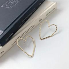 Σκουλαρίκια Golden Hearts – Марка ELL J