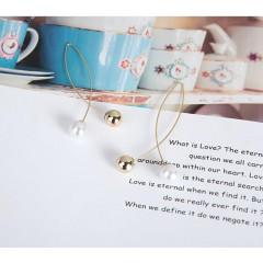 Γυναικεία σκουλαρίκια SP145 χρυσαφί