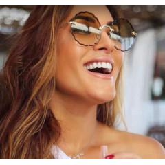 Γυναικεία γυαλιά ηλίου GLA 8 καφέ