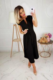 Γυναικείο φόρεμα 3503 μαύρο