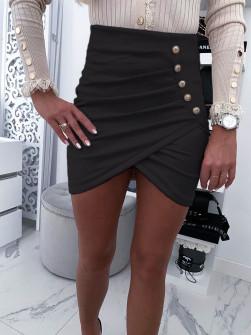 Γυναικεία φούστα 1973 μαύρη
