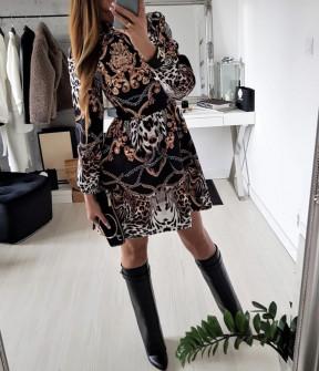 Γυναικείο φόρεμα 721602