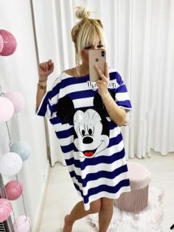 Γυναικείο μπλουζοφόρεμα 232004