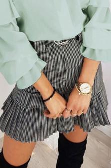 Γυναικεία φούστα καρό 3962