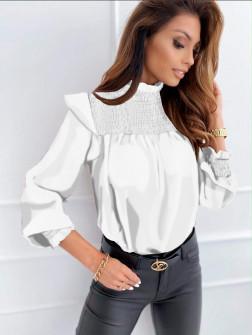 Γυναικεία μπλούζα 8664 άσπρη