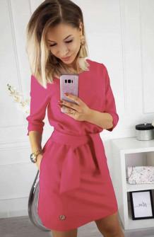 Γυναικείο φόρεμα 3327 φούξια