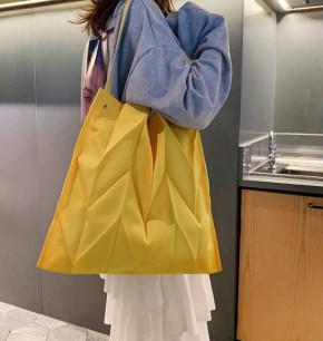 Γυναικεία τσάντα B522 κίτρινη