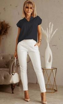 Γυναικεία στιλάτη μπλούζα 5611 μαύρη