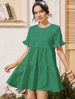 Γυναικείο φόρεμα 5157 πράσινο
