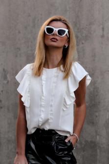 Γυναικεία μπλούζα 5009 άσπρη
