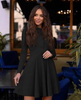 Γυναικείο κλος φόρεμα 5445 μαύρο