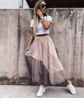 Γυναικεία φούστα τούλι 55537