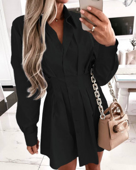 Γυναικείο πουκάμισο 6900 μαύρο