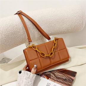 Γυναικεία τσάντα B285 καμηλό