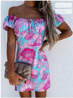 Γυναικείο φόρεμα φλοράλ 2151601