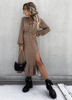 Γυναικείο εντυπωσιακό φόρεμα 2246014