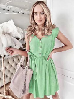 Γυναικείο φόρεμα 21222 μέντα