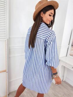 Γυναικείο πουκάμισο ριγέ 1003301