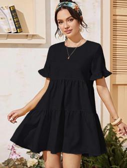 Γυναικείο φόρεμα 5157 μαύρο