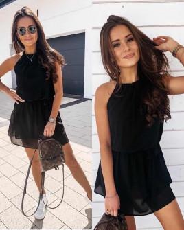 Γυναικείο φόρεμα 5125 μαύρο