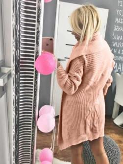 Γυναικεία ζακέτα 1316 ροζ