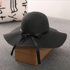 Γυναικείο καπέλο H6 μαύρο