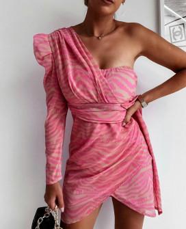 Γυναικείο αμάνικο φόρεμα 2175704