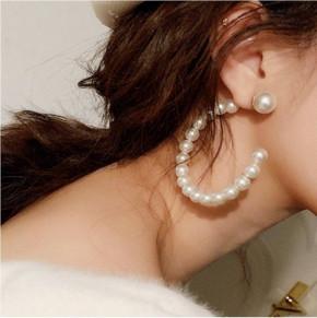 Γυναικεία σκουλαρίκια με πέρλες SP180