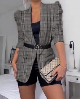 Γυναικείο κομψό σακάκι 503001
