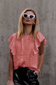 Γυναικεία μπλούζα 5009 κοραλί