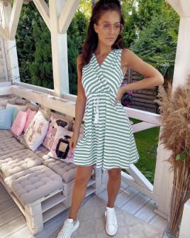Γυναικείο φόρεμα 5181 πράσινο