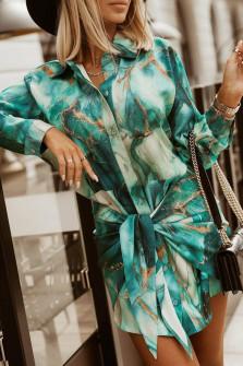 Γυναικείο φόρεμα με κουμπιά 606104