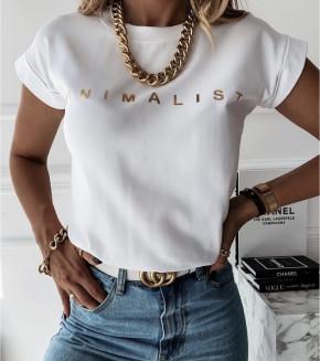 Γυναικεία μπλούζα 4079 άσπρη