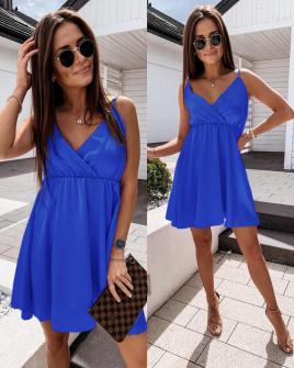 Γυναικείο φόρεμα 5122 μπλε