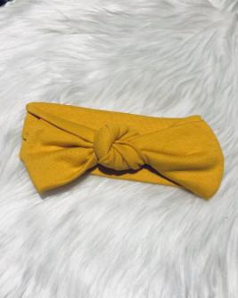 Βρεφική κορδέλα 50520031 κίτρινη