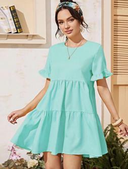 Γυναικείο φόρεμα 5157 μέντα